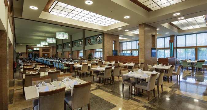 Sarigerme Main Restaurant
